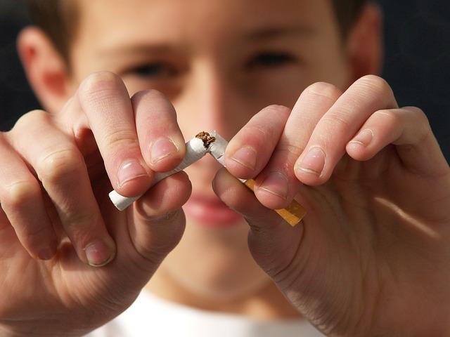Lze se odnaučit kouřit?