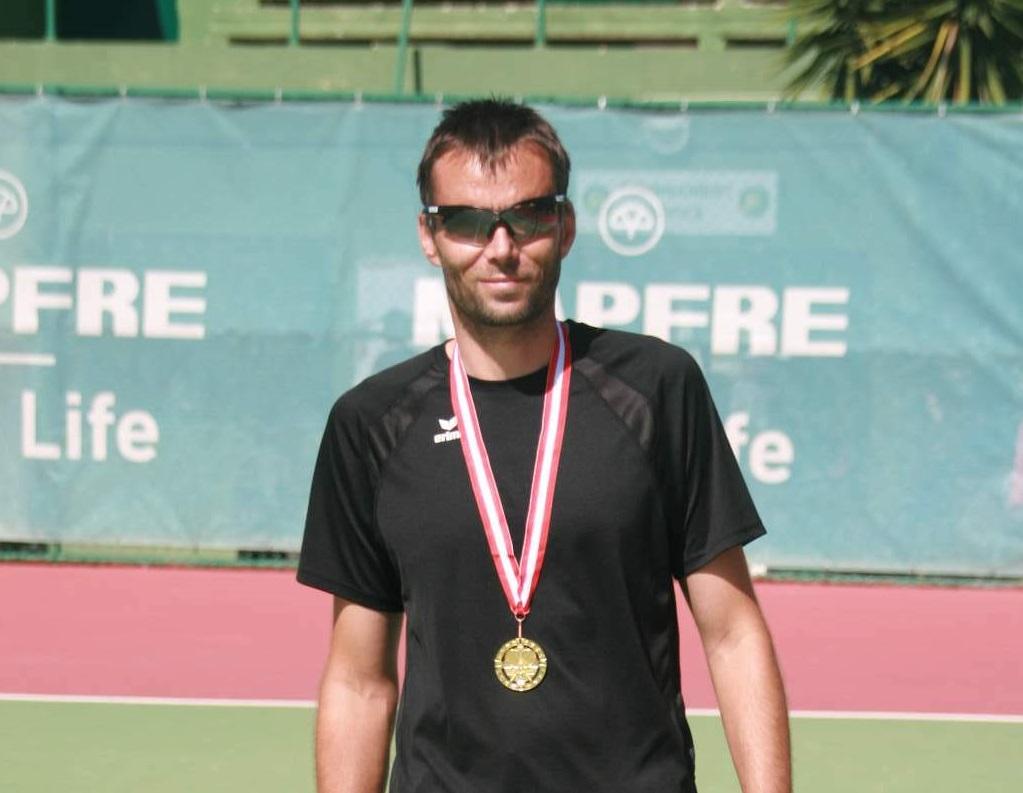 Zlaté medaile na mistrovství světa v tenise