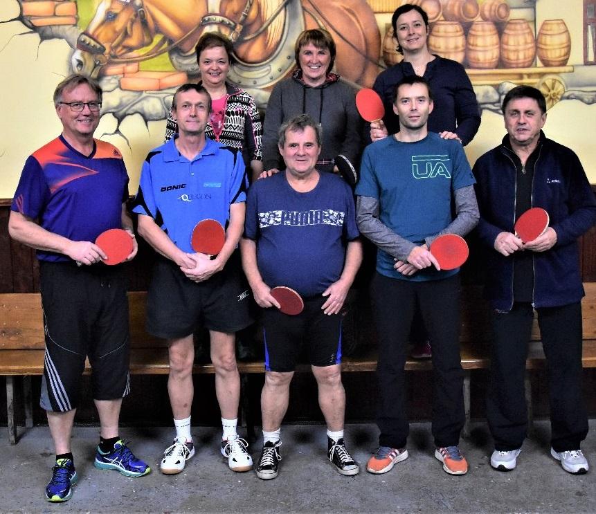 19. ročník okresního turnaje zdravotníků ve stolním tenisu